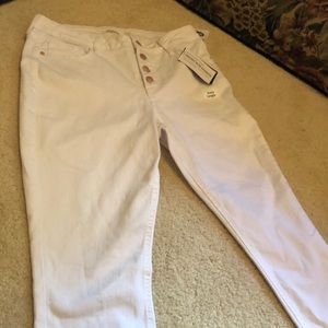 Old Navy super skinny high rise jeans size 12